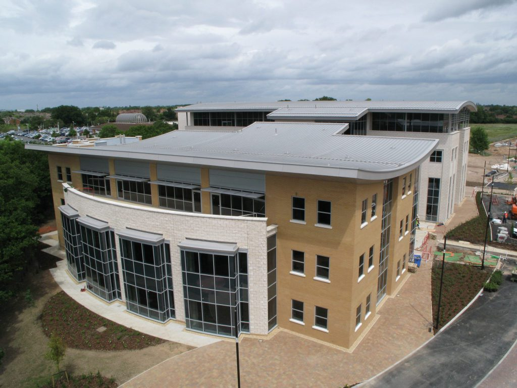 Fore Business Park Ash And Lacy Construction