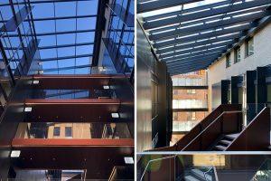 Project In Progress - Glassfields, Bristol