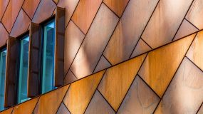 Exterior Cladding and recladding systems for UK Structures